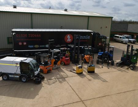 Bennie Equipment Fleet