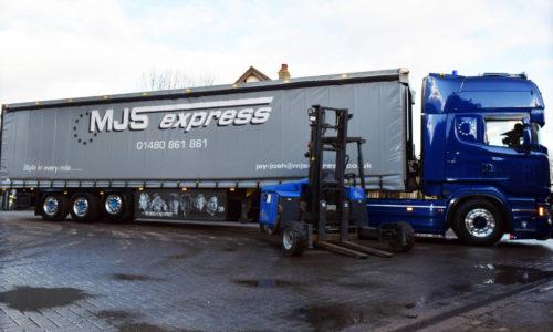 MJS Express Ltd