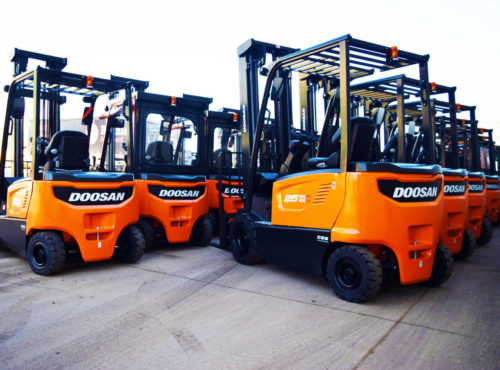 Doosan Electric Fleet 2