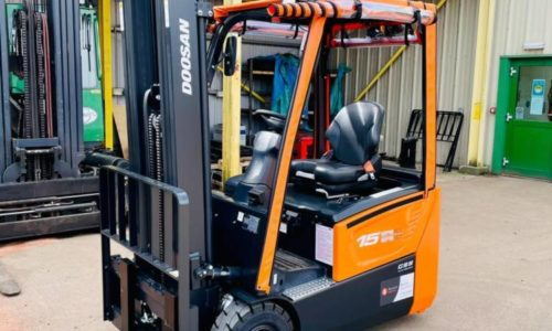 Kettle Interiors expand with a fleet of Lithium-Ion Doosan forklifts from Bennie Equipment